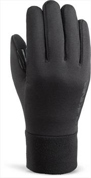 Dakine Storm Stretch Fleece Snowboard/Ski Liner Gloves M Black