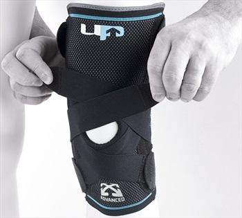 Ultimate Performance Advanced Compression Knee Support, L Black