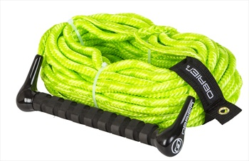O'Brien Floating Waterski Handle Rope Combo, 1 Section Green