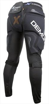 Demon X Connect XD3O Women's Ski/Snowboard Impact Pants, M Black