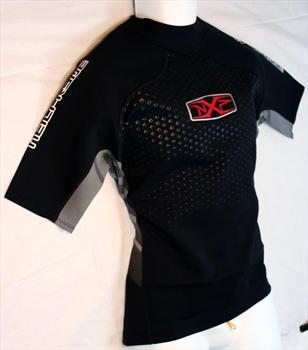 NPX HEATSEEKER 5011 Neoprene Thermal Vest S/S, XS Black