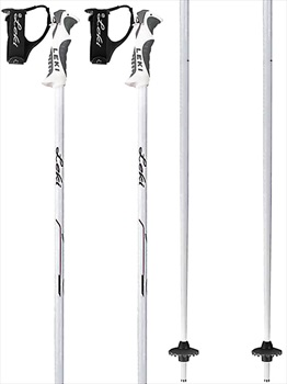 Leki Giulia S Women's Pair Of Ski Poles, 105 White