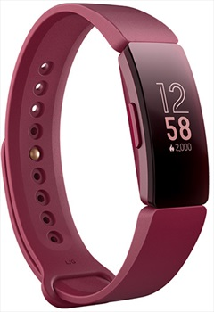 FitBit Inspire Fitness Tracker, Sangria