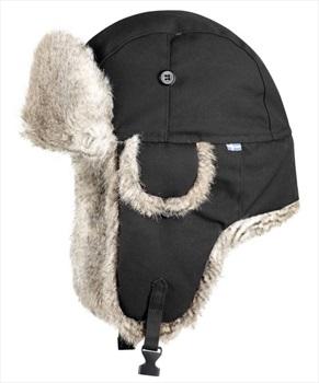 Fjallraven Singi Heater Insulated Winter Hat, L Dark Grey