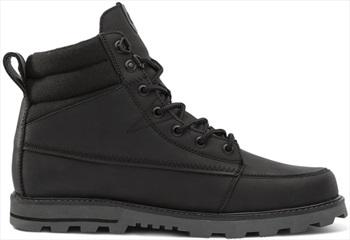 Volcom Adult Unisex Sub Zero Men's Winter Boots, UK 12 Black Out