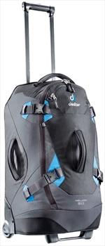 deuter Helion 60 Wheeled Travel Bag, 60L Black Ocean