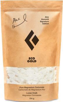 Black Diamond Eco Gold Alex Honnold Edition Rock Climbing Chalk, 514g