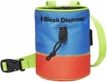 Black Diamond Mojo Kids' Rock Climbing Chalk Bag, Macaw