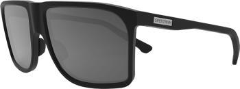 Spektrum Kall Grey Wayfayer Square Sunglasses, Black