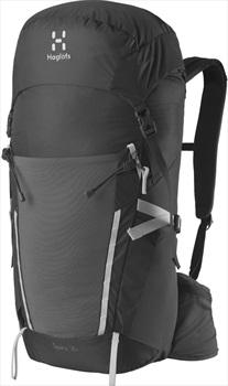 Haglofs Spira 35 Backpack Hiking & Trekking Rucksack, 35L Black/Flint