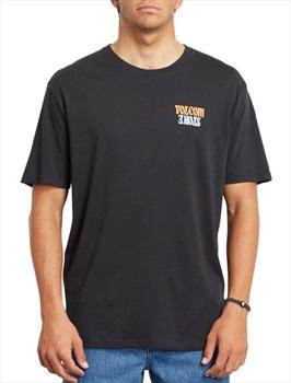 Volcom Surprise BSC Short Sleeve T-Shirt, S Black
