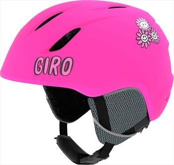 Giro Launch Kids Ski/Snowboard Helmet, XS Bright Pink Psych