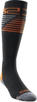 thirtytwo TM Coolmax Snowboard/Ski Socks, L/XL Black