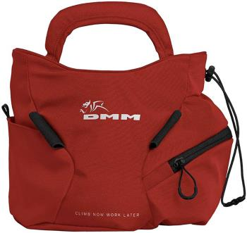 DMM Edge Bouldering Chalk Bag, Na Red/Black