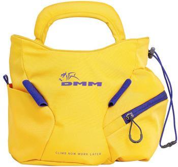 DMM Edge Bouldering Chalk Bag, Na Yellow/Purple