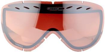 Smith Cadence Ski/Snowboard Goggles Spare Lens Platinum Mirror