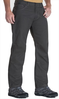Kuhl Rydr Pant Regular 4 Season Trousers, 32/32 Forged Iron