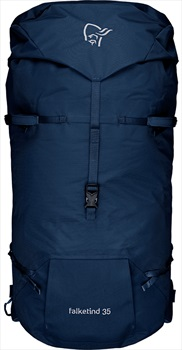 Norrona Falketind Pack Hiking/Walking Backpack, 35L Indigo Night