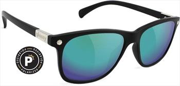 Glassy Sunhaters Biebel Sunglasses, Matte Black