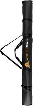 Absolute Flight Padded Ski Bag 185cm Black - Conditions Apply!