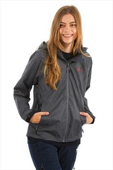 Kilpi Elisea Women's Waterproof Jacket - UK 8   EU 36, Black
