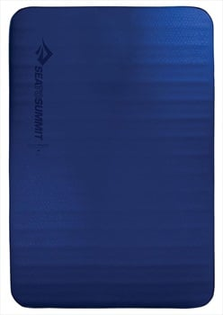 Sea to Summit Comfort Deluxe Self Inflating Camping Mat, Double