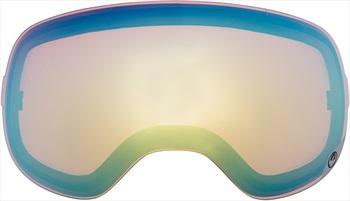 Dragon X2s Snowboard/Ski Goggle Spare Lens Gold Ionized