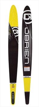 "O'Brien Siege Slalom Water Ski, 66"" W/ Z9 Bindings Yellow 2020"
