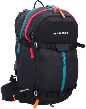 Mammut Nirvana 35 Women's Freeride Ski Backpack, 35L Black/Fancy