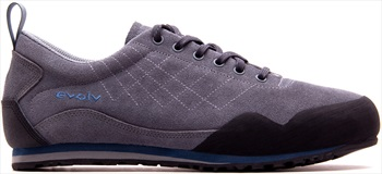 Evolv Zender Approach Shoes, UK 8.5 Gunmetal