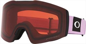 Oakley Fall Line XM Prizm Rose Ski/Snowboard Goggles, M Lavender