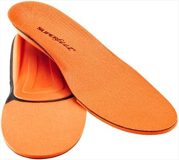 Superfeet TRIM-TO-FIT Men's Boot / Shoe Insoles, C Orange