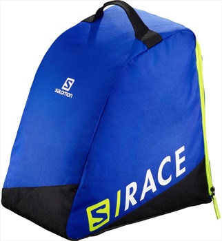 Salomon Original Ski/Snowboard Boot Bag, 32L Race BLue/Neon Yellow