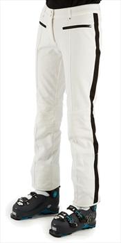 Dare 2b Clarity Luxe Women's Snowboard/Ski Pants, L White/Black