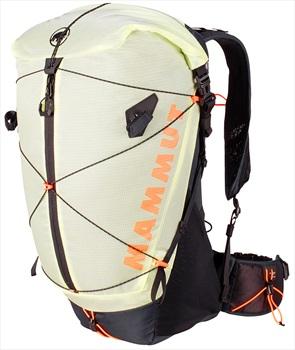 Mammut Ducan Spine 28-35 Hiking Backpack, 28-35L Sunlight/Black