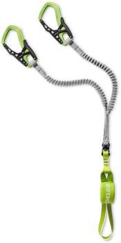 Edelrid Cable Comfort 6.0 Via Ferrata Climbing Set, 40 - 120kg Green
