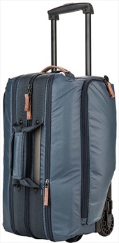 Shimoda Carry-On Roller Wheeled Photography Bag, 50L Blue Nights