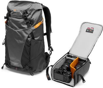 Lowepro PhotoSport BP AW III Hiking Camera Backpack, 24L Grey