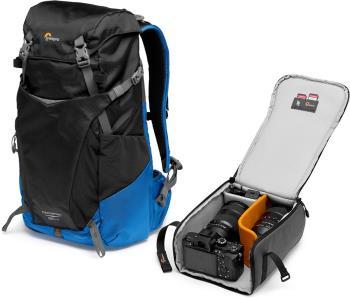 Lowepro PhotoSport BP AW III Hiking Camera Backpack, 24L Blue