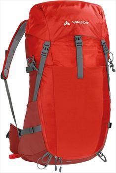 Vaude Adult Unisex Brenta 40 Top-Loading Backpack, 40L Lava