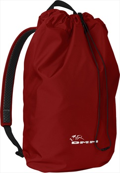 DMM Pitcher Rock Climbing Rope Bag, 26L Red