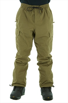 thirtytwo Fatigue Snowboard/Ski Pants, L Olive