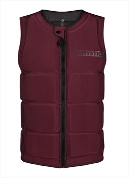 Mystic Star Wakeboard Impact Vest, XL Oxblood Red 2021