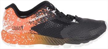 Merrell All Out Crush Tough Mudder II Running Shoes, UK 7.5 Orange