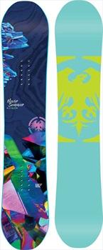 Never Summer Starlet Kids Hybrid Camber Snowboard 136cm 2019