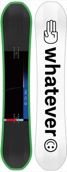 Bataleon Whatever Hybrid 3BT Camber Snowboard, 154cm 2020 Ex Display