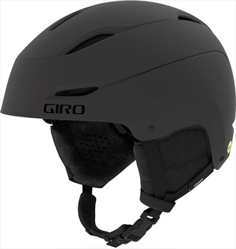Giro Ratio MIPS Snowboard/Ski Helmet, XL, Matte Black