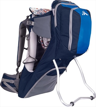 Macpac Possum V2 Child Carrier Backpack S2 Black Iris