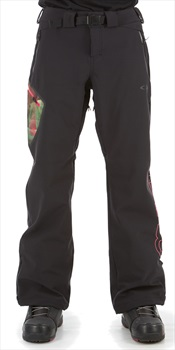 Oakley Hourglass Women's Snowboard/Ski Pants, M Blackout