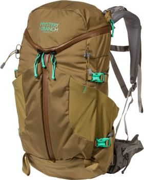 Mystery Ranch Coulee 25 M/L Women's Hiking Backpack, 25L Desert Fox